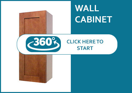 Dover Cafe Wall Cabinet