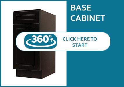 Lenox Espresso Base Cabinet