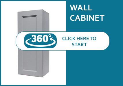 Richmond Slate Wall Cabinet