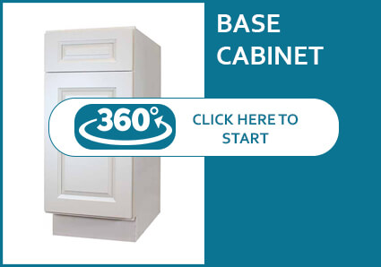 Newtown Dove Base Cabinet