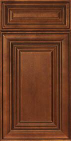Charleston Cappuccino Front Door