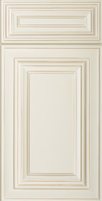Charleston Cream Front Door