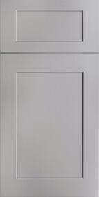 Chatham Nickel Front Door