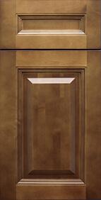 Nutmeg Modern Front Door