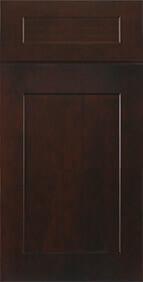 Sienna Shaker Front Door